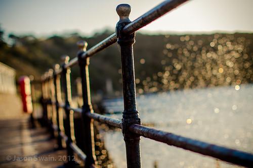 Totland Promenade