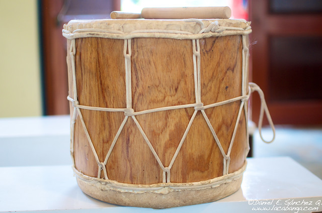 Caja o tambora