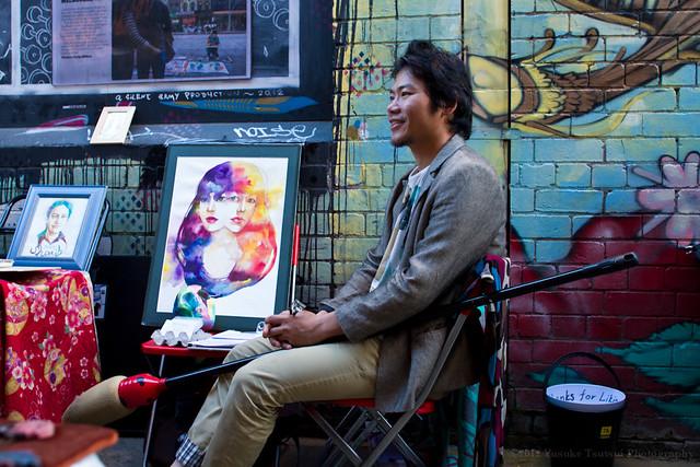 Blender Ln Artists Market