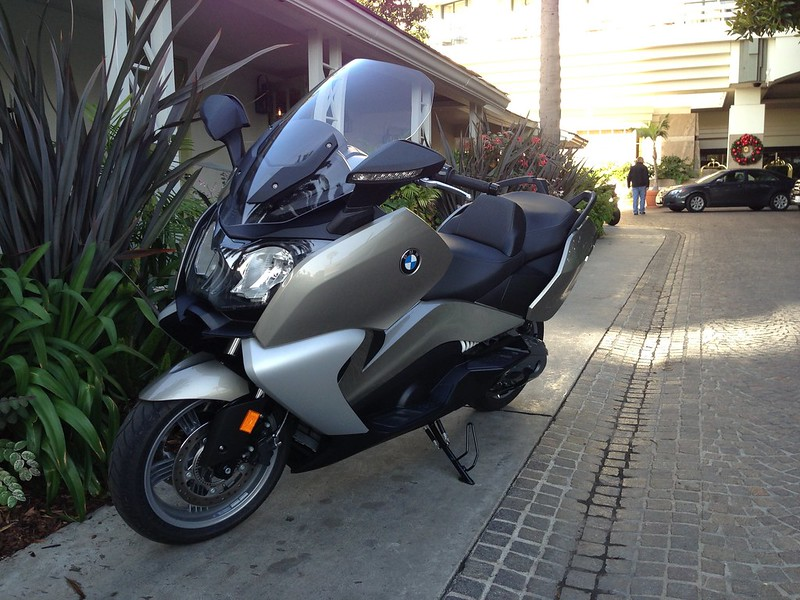 ScooterFile first ride: BMW C 650 GT