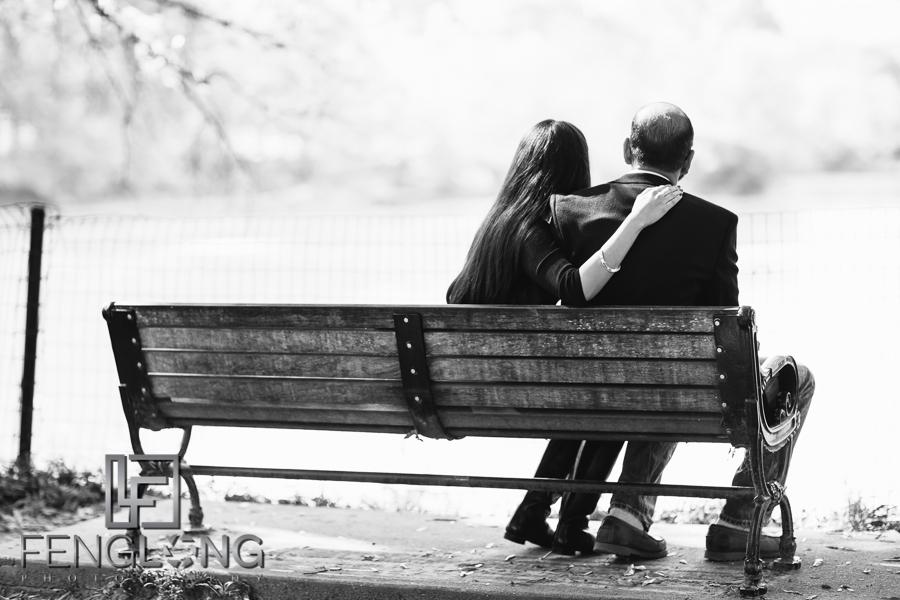 H & K's Day-After Wedding Shoot | Piedmont Park | Atlanta Tennessee Pakistani Wedding Photographer