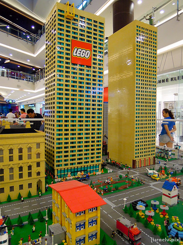 Lego Twin Towers by {israelv}