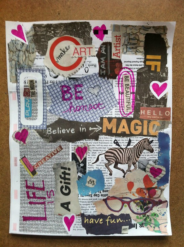 My collage inspired by @stargardener