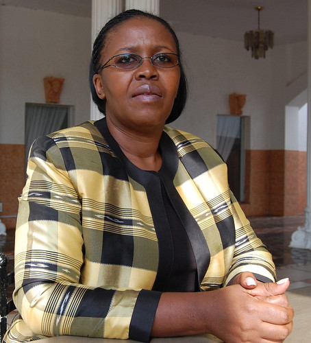 Lindiwe Majele Sibanda, appointed chair of ILRI's board of trustees in November 2012