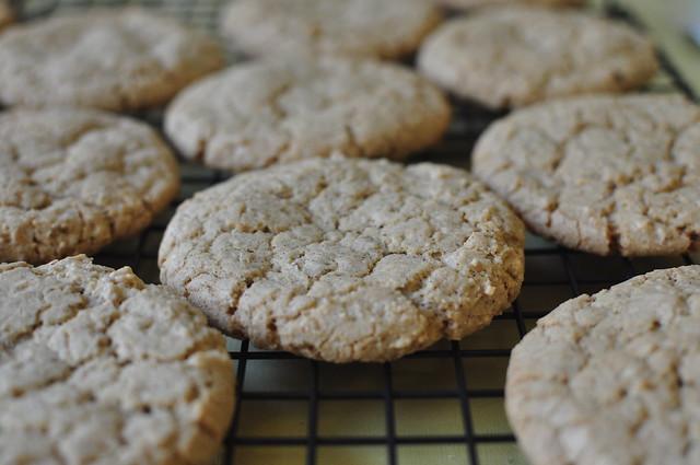 iced oatmeal cookies 07