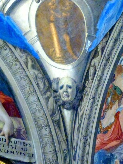 Florence - jour 4 - 048 - Pallazo Vecchio - Chapelle d'Eleonore de Tolède
