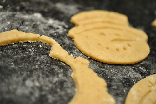 Cookie cutout