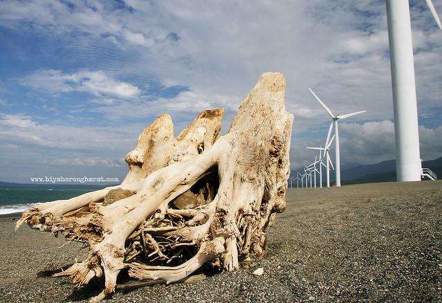 Bangui Windmills Ilocos Norte Philippines