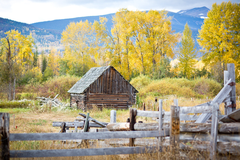 Hug Farm, Smithers BC