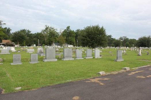 Hattiesburg Cemetery
