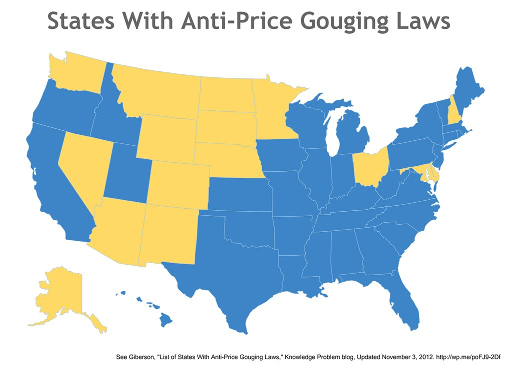 Image result for Price Gouging