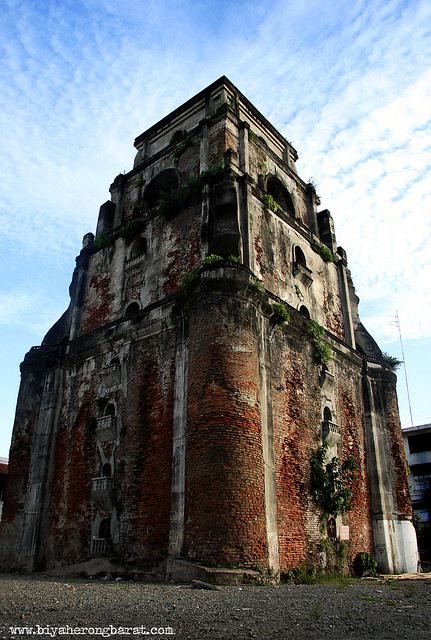 Sinking Bell Tower of Laoag City Ilocos Norte