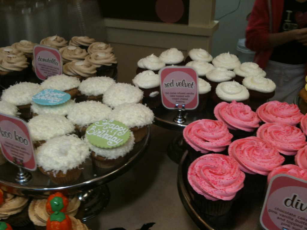 CUPCAKES ROBSON