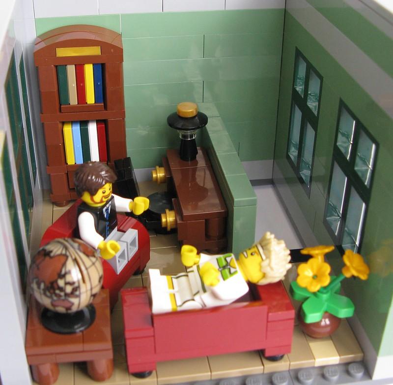 Psychiatrist's Office - Office