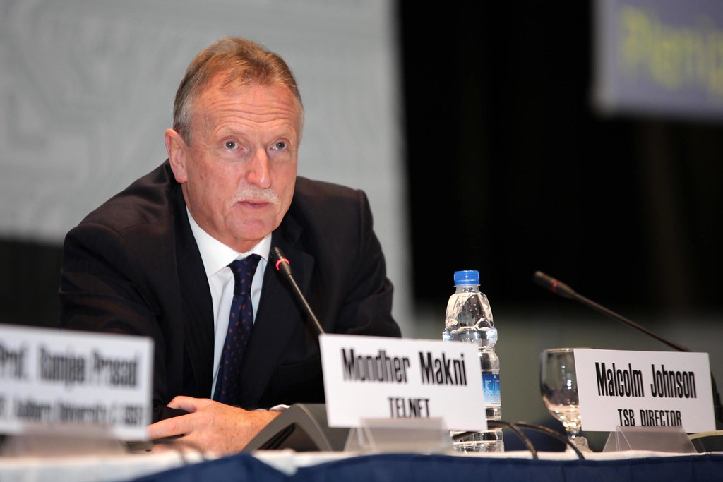Malcolm Johnson, Director, ITU Telecommunication Standardization Bureau