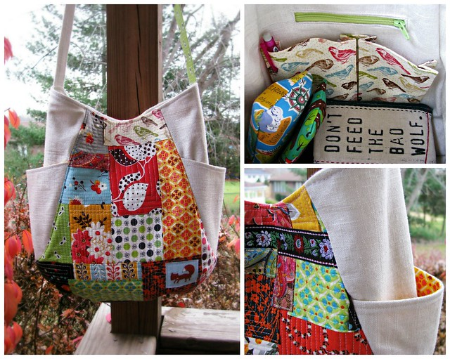 QAYG 241 Tote Collage