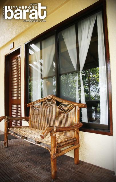 La Luz room with balcony