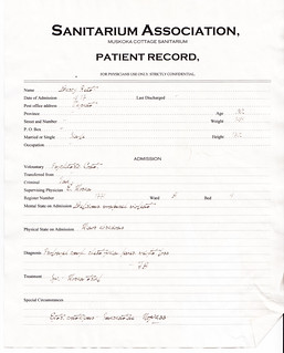 Patient Record 1
