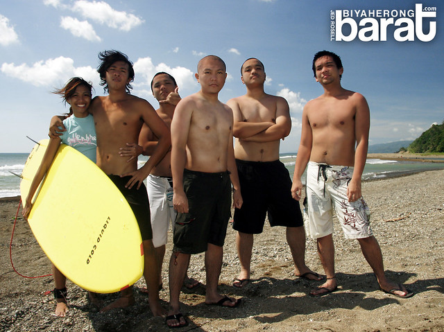 real quezon tignoan beach the park surfing