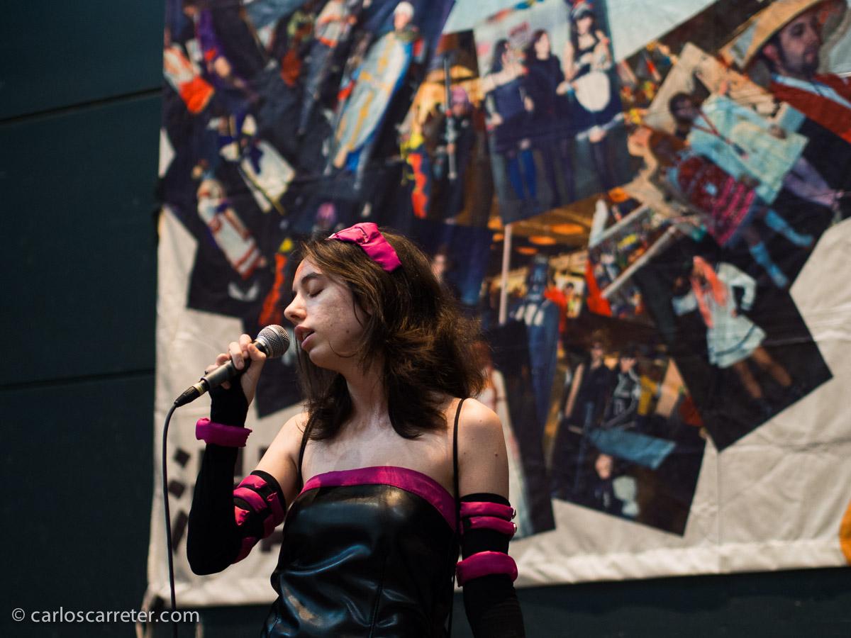 Karaoke… un poco cutre