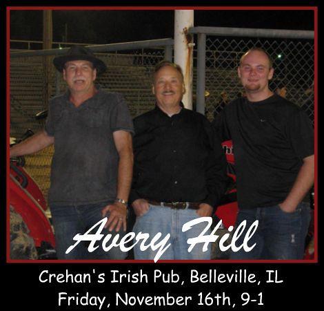 Avery Hill 11-16-12