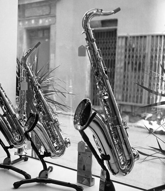 2197.Saxophones