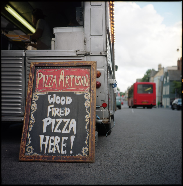 Pizza Artisan, Oxford, England