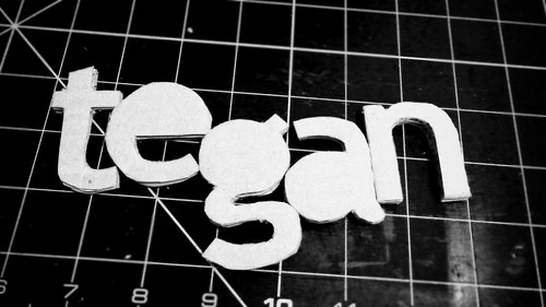 3D Name Plate 11
