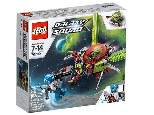 LEGO Galaxy Squad 70700