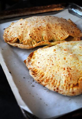 Gluten Free Calzones