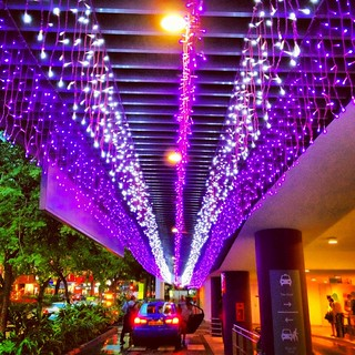 Christmas light up at 313@Somerset, Orchard Road