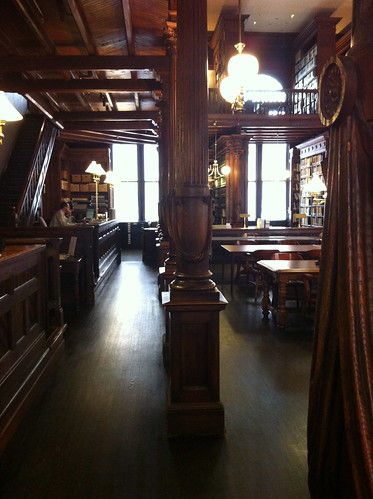 Brooklyn Historic Society Othmer Library