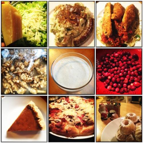 Wat aten wij in week 47
