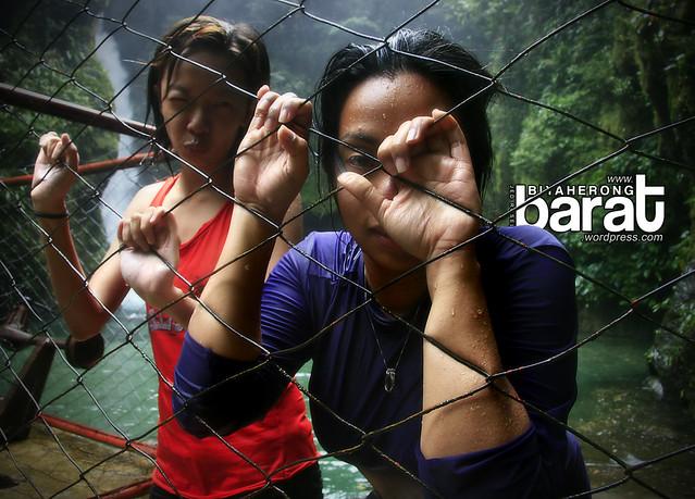 Tammy and Maiya aurora province ditumabo mother falls