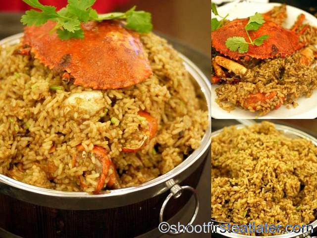 crab rice P950