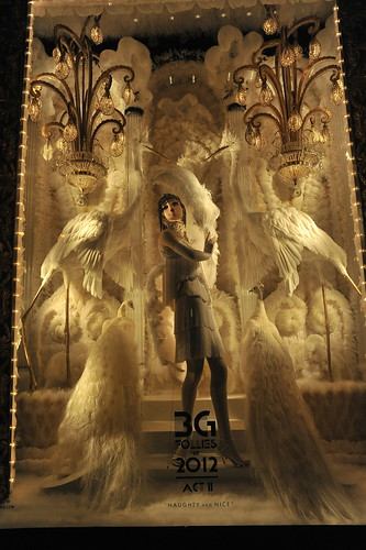 BERGDORF GOODMAN'S  CREATIVE HOLIDAY WINDOW DISPLAYS  2012    -     Bergdorf Goodman,  Fifth Avenue  NYC   -       12/03/12 by asterix611