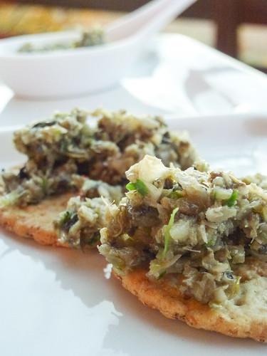 Kale Tapenade - Tapenade di cavolo
