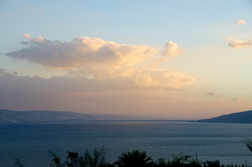 Sea of Galilee by Scott Gunn, on Flickr