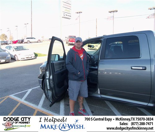 Congratulations to JOY RENEE JOHNSON 2012 DODGE RAM 1500 Crew Cab by Dodge City McKinney Texas