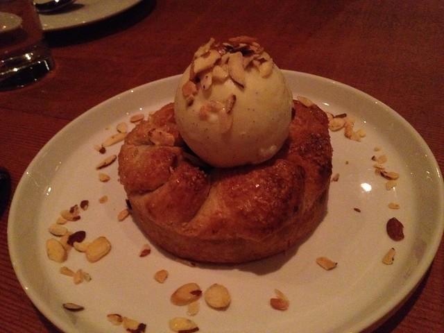 Huckleberry and peach crostata - Staple & Fancy