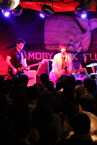 Rufus T. Firefly @ Moby Dick Club. Madrid