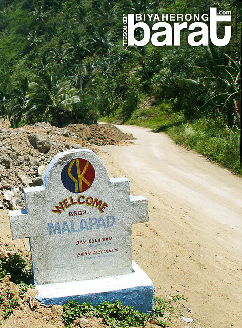 Welcom Brgy Malapad real quezon
