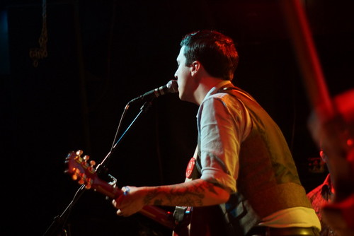 American Aquarium, Local 506, Chapel Hill NC, 11/29/12