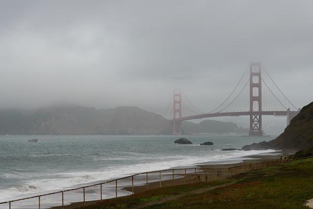Golden Gate #0 - Baker Beach - 2012