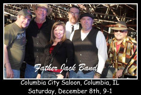 Father Jack Band 12-8-12