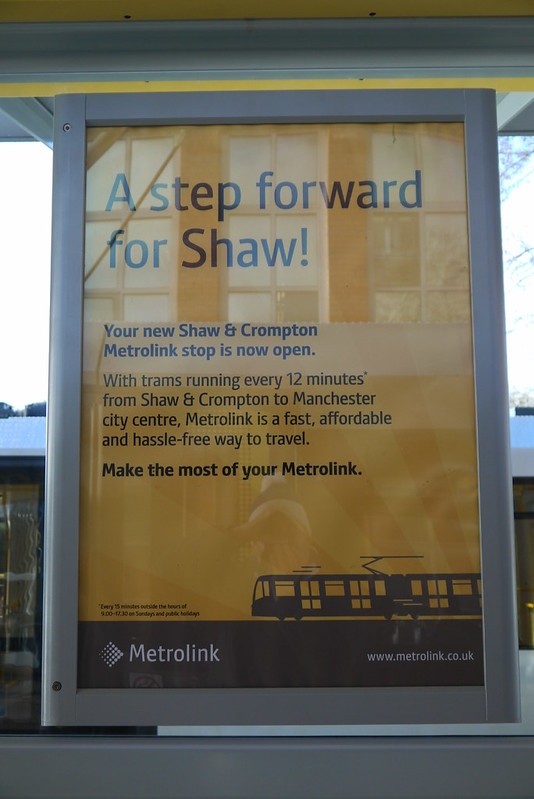 Shaw Says Hello To Trams