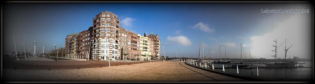 Bataviahaven geeft lucht! (11-11-2012).