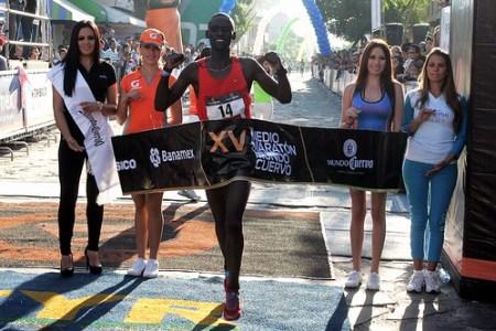 Media Maraton Tequila Mundo Cuervo 2012