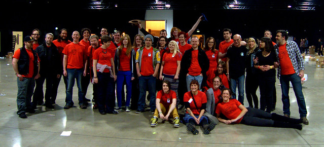 TBF12 Volunteers