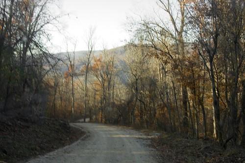 Kyles Landing road